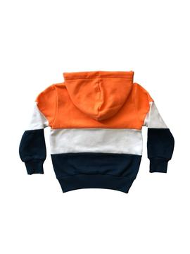 Sweatshirt Rompiente Clothing Fonfo Orange Kids