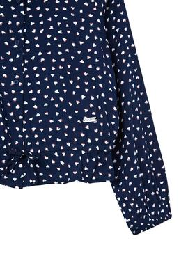 Blouse Pepe Jeans Susan Blue for Girl