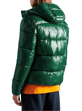 Jacket Superdry Shine Green for Woman