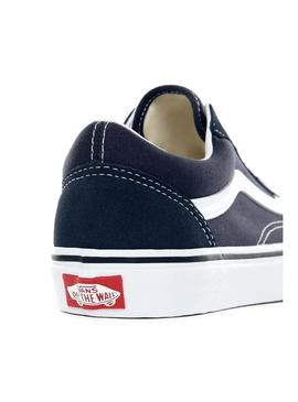 Sneaker Vans Old Skool Blu Navy Boy and Girl