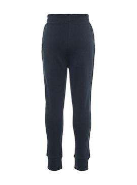 Pantalon Name It Beate Blu Navy Girl