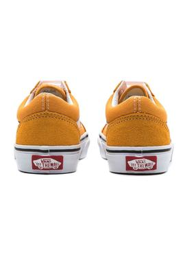 Sneaker Vans Old Skool Golden Yellow