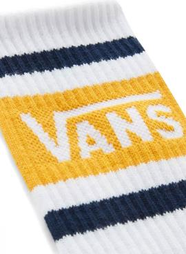 Socks Vans Tribe White for Boy y Girl