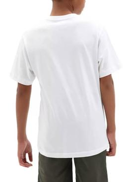 T-Shirt Vans Print Box White for Boy