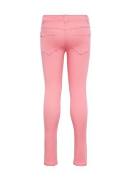 Leggings Name It Polly Pink Girl