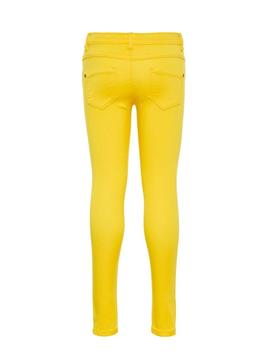 Leggings Name It Polly Yellow Girl