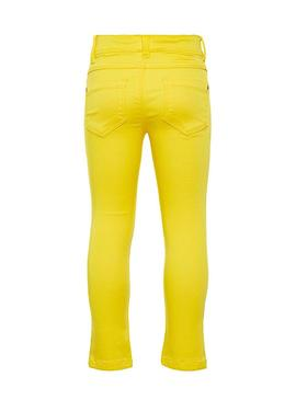 Legging Name It Polly Twiatinna Yellow Girl